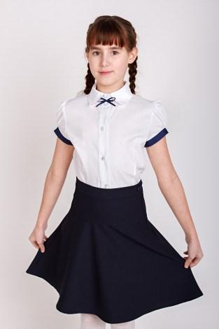 Блузки Школьные Оптом В Новосибирске